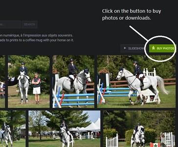 Besoin d'aide pour effectuer l'achat de photos en ligne?/How to Buy Photos