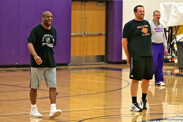Huskie Boys  Basketball,  2014-15