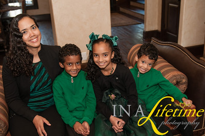 Williams Family 2013