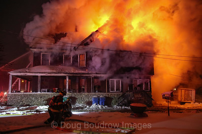 Billerica, MA - 2nd Alarm, 29 Andover Road, 1-21-19