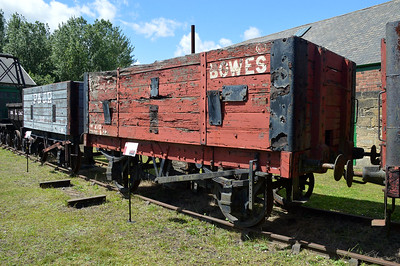 Bowes Railway Stocklist