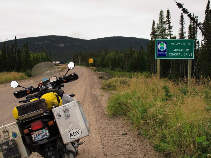 Labrador Coastal Drive