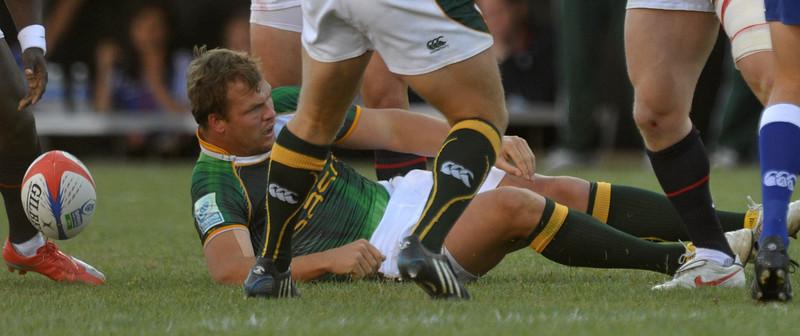 2010 RUGBY LAS VEGAS SEVENS SOUTH AFRICA VS ENGLAND