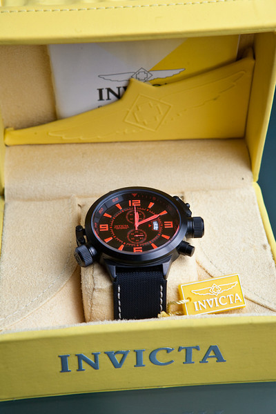 Invicta Watch (Model 3960)