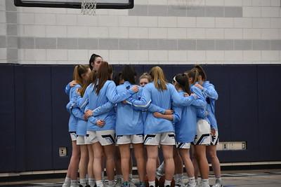 FHS Girls Basketball 2019-20