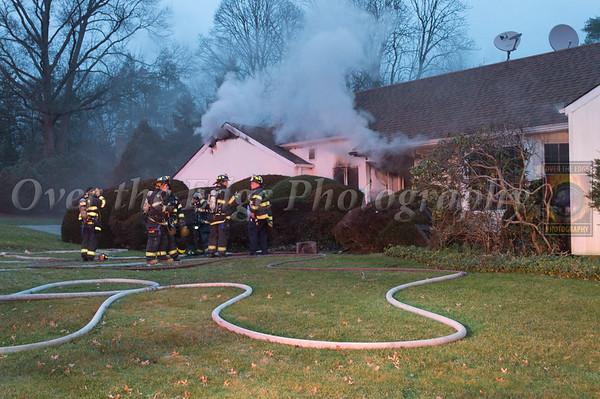 Port Washington House Fire 01/04/2019