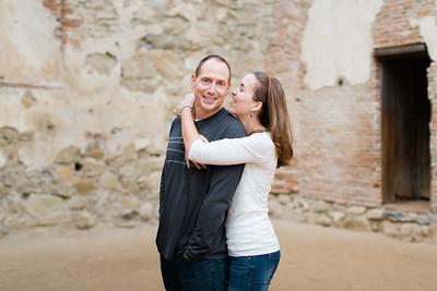 James & Becky