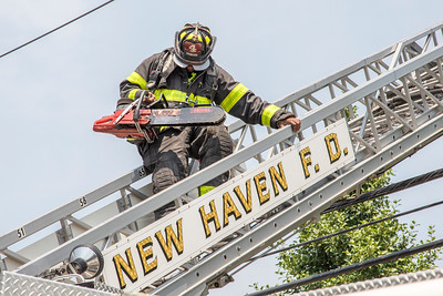 Dwight St.  2nd Alarm (New Haven, CT) 7/4/18