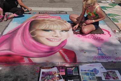 Lake Worth 2017 Chalk Festival