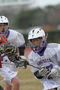 Lacrosse JV boys 2013