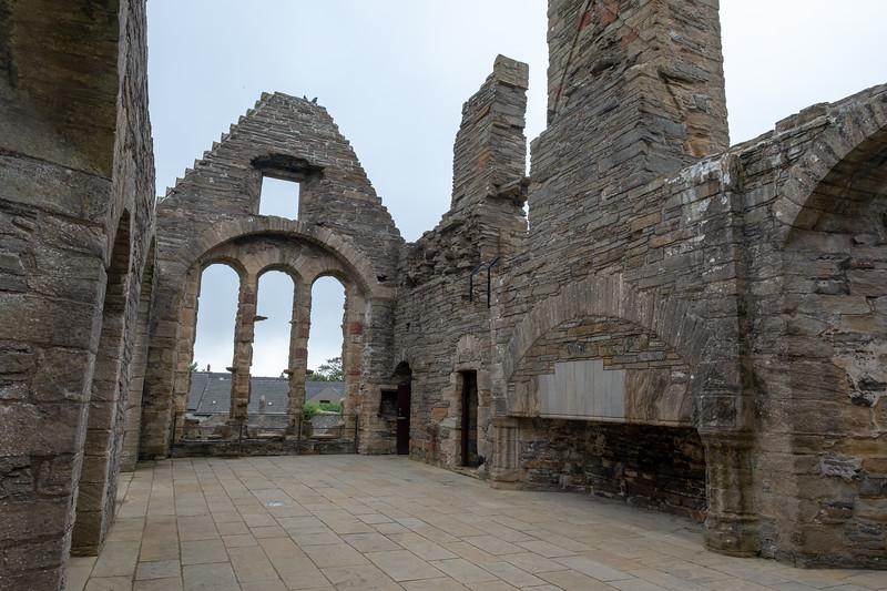 The Earl's Palace, Kirkwall