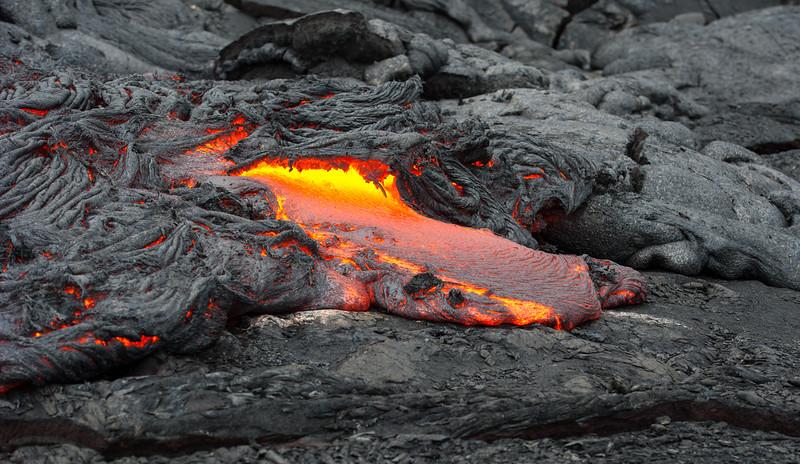 New Lava Breakout
