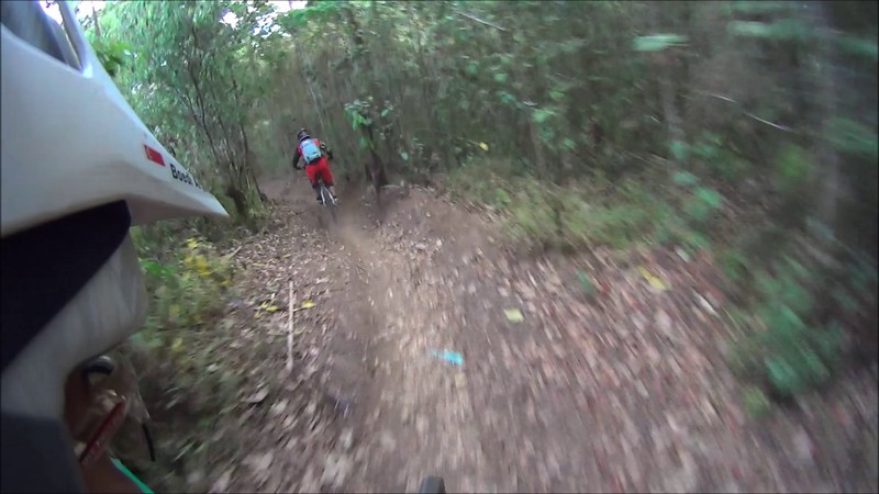 Day 2 - #2 Cemoro Sewu DH Track