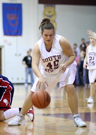SNHS Girls Basketball vs TC 2006