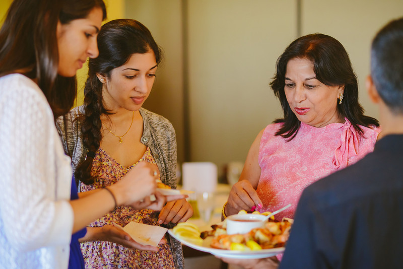 Shelly & Neel Chicago Indian Baby Shower Photography Photographer