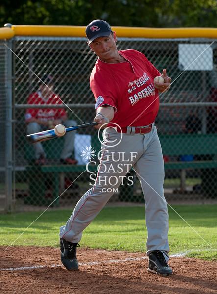 2009-07-27 Baseball KC Red 13yo vs Miami FL PONY League