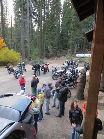 2013 Buck's Lake Ride 10/13