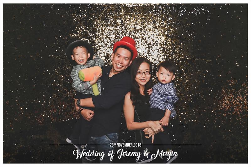 Wedding of Jeremy & Meiyin | © www.SRSLYPhotobooth.sg