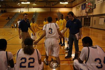 Edison v Roosevelt Basketball 3-10-11