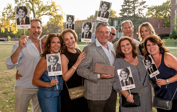 ATHLETIC WALK OF FAME INDUCTION and ALUMNI REUNION 2017