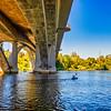 Lake Natoma Bridge Under Crossing