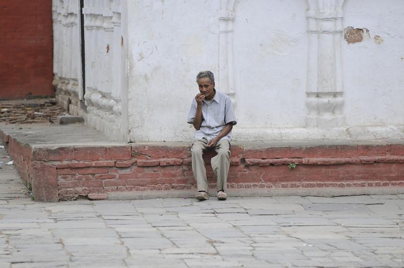 080523 3246 Nepal - Kathmandu - Temples and Local People _E _I ~R ~L.JPG