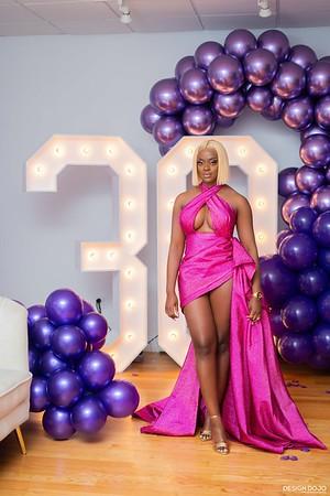 Tanisha's 30th Birthday Celebration