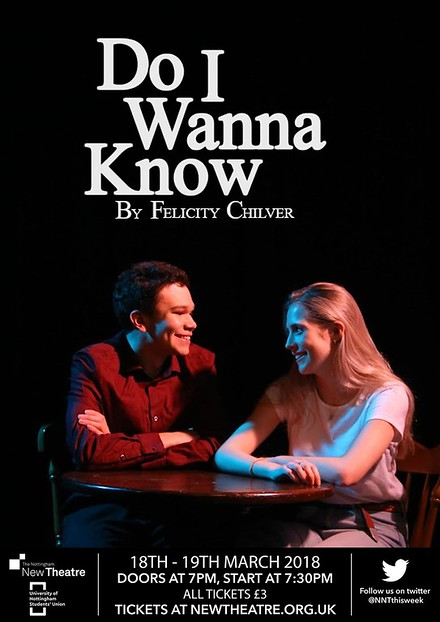 Do I Wanna Know poster