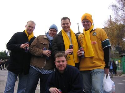 England v Australia (Twickenham) - November 2004