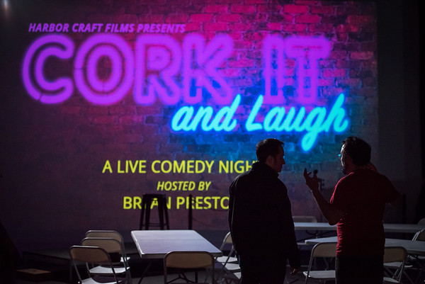 Harbor Craft Presents Cork It and Laugh Comedy Night STILL SELECTS 01312020