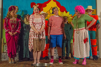 Cluny Panto March 2017