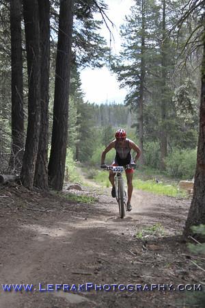 XTERRA Tahoe City 2012 Bike 1
