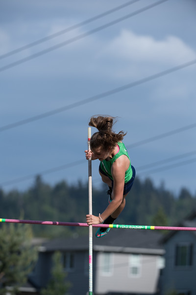Woodinville May 5 - Womens Pole Vault