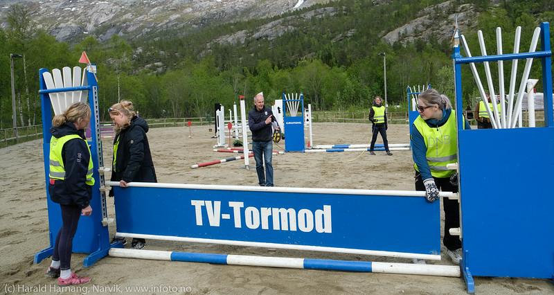 Vårstevne. SIL-rytterne 25-27 . mai 2018