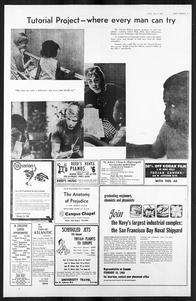 Daily Trojan, Vol. 59, No. 67, February 09, 1968