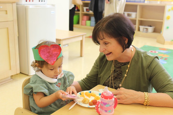 Little Hearts Grandparents Day (10.11.17)