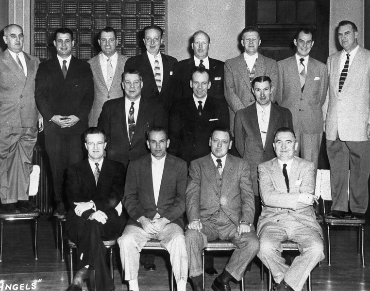 IPD Detectives The Angels - January 11, 1938