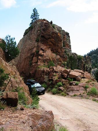 Phantom Canyon Road, CO, Aug 23