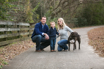Wilkerson Family 2018