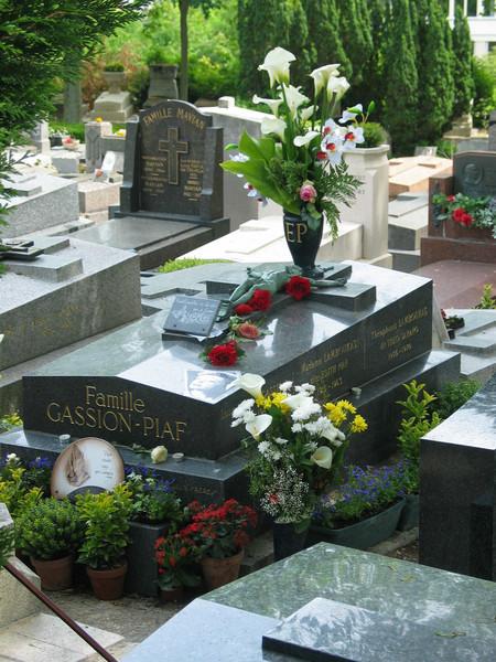 Edith et Theo Sarapo Piaf