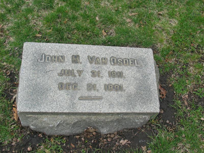 John M. Van Osdel