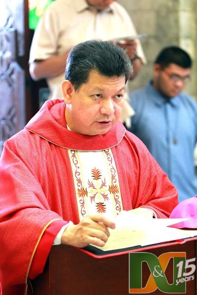 Bishop Dennis Villarojo's Ordination