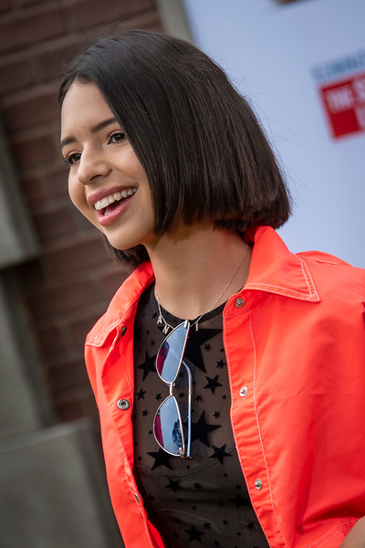 WESTWOOD, CALIFORNIA - JUNE 02: Angela Aguilar attends the Premiere of Universal Pictures' 'The Secret Life Of Pets 2' at Regency Village Theatre on Sunday, June 02, 2019 in Westwood, California. (Photo by Tom Sorensen/Moovieboy Pictures)