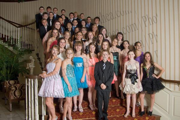 St Bedes 8th Grade Graduation Dance 2012