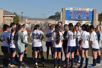 JV GSoccer vs. Great Oak