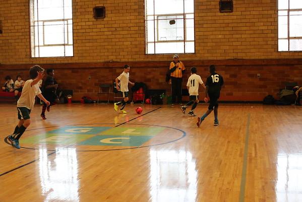 Gabriel's U12 Soccer