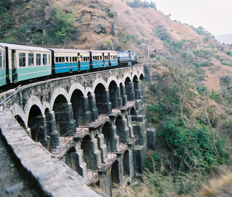 UNESCO World Heritage Sites in India: Mountain Railways of India