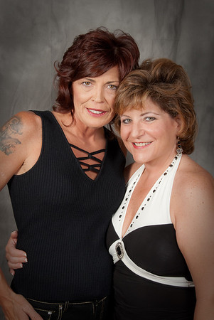 Cheryl and Jeanette 2010