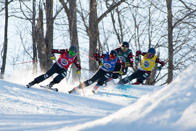 Calabogie Ski Cross 2019-02-01