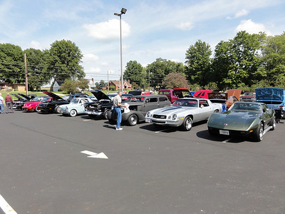Holy Trinity Lutheran Church 2nd Annual Car Show